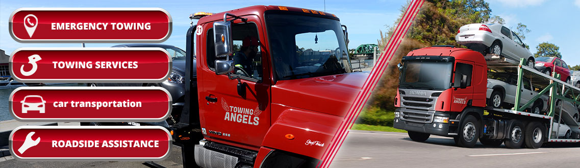 Towing Angels in Arlington